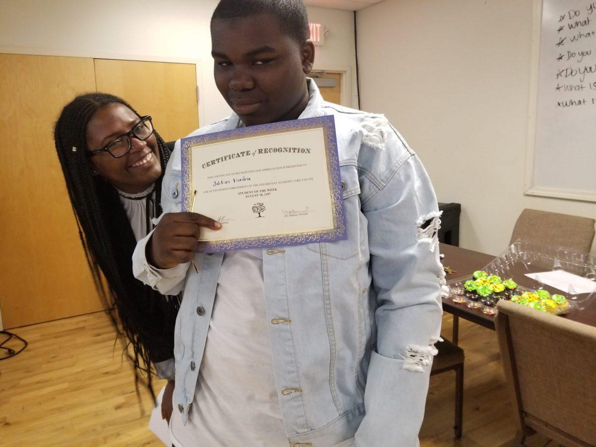 Oxford Day Academy - Certificate Award Ceremony 004